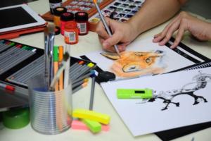 Thiết kế đồ họa- ngành học hứa hẹn nhiều cơ hội